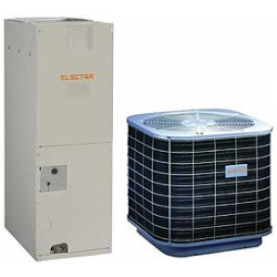 Central air comfort aire central air conditioner reviews for Aire acondicionado central